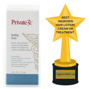 The best ingrown hair product that is also great for anti ageing