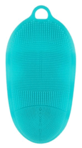 : The wash brush will give you comfortable massage feeling when you use it to scrub your body -- perfect to relax muscles, relieve stress, promote blood circulation as well as increase the elasticity of your skin.
