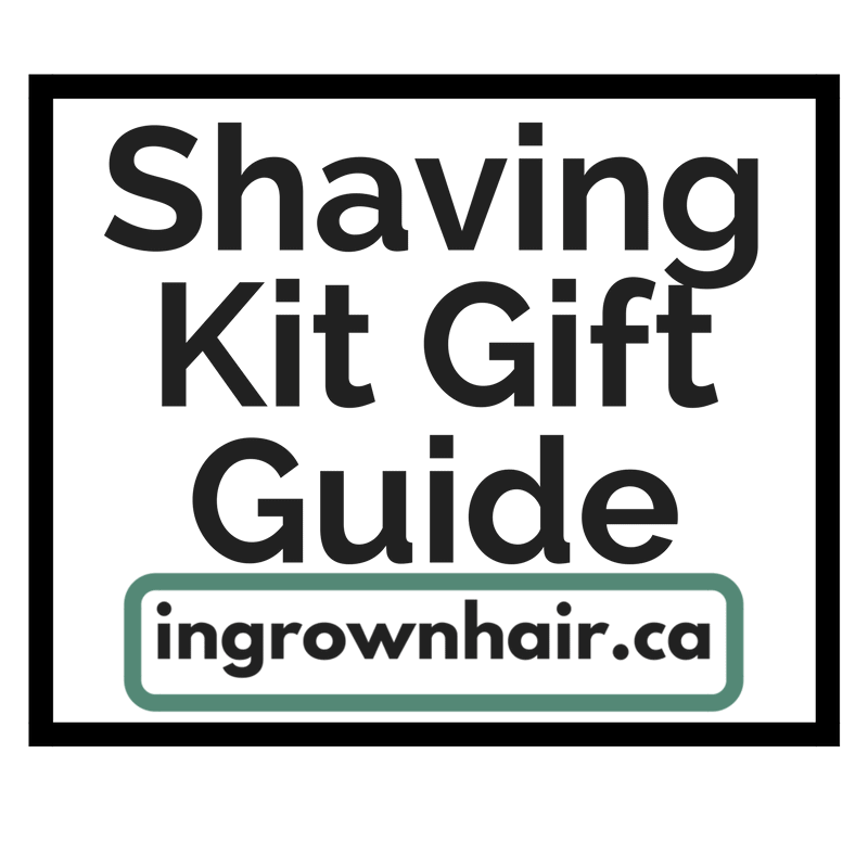 Shaving kit gift guide