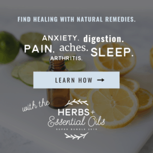 learn about essential oils and herbs