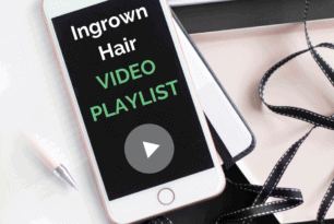 Ingrown hair video playlist