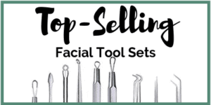 Top selling facial tool sets