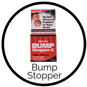 Bump Stopper-How to relieve razor bumps-