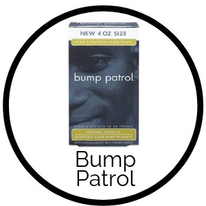 Bump Patrol- How to relieve razor bumps