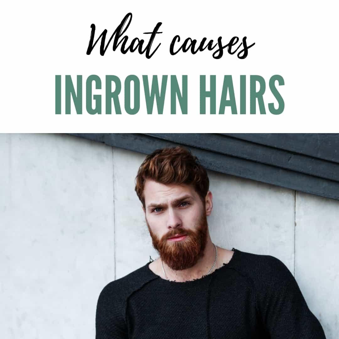 What causes ingrown hairs?