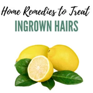 There are many home remedies to treat ingrown hairs, razor burn, or bikini rashes. Read the blog post to find our more