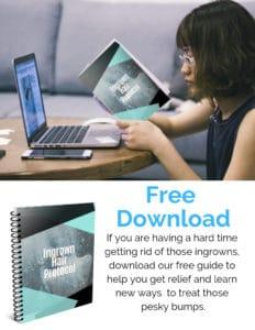 Get your free ingrown hair protocol guide