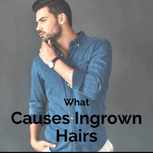 What causes ingrown hairs?